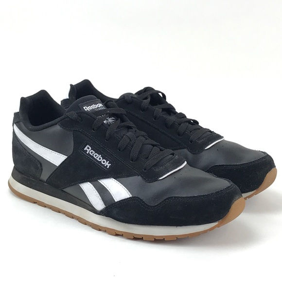 1cd5c3504bcb Reebok Classic Mens Harman Run Sneakers Size 11 M